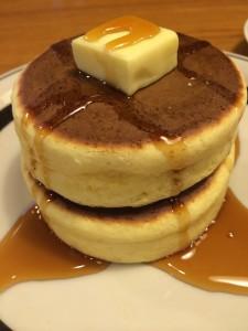パンケーキ写真1
