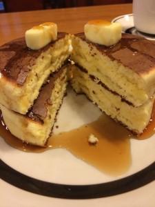 パンケーキ写真2