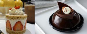 「Shortcake fraise(ショートケーク フレーズ)」「Jorge Amado(ジョルジュ アマド)」