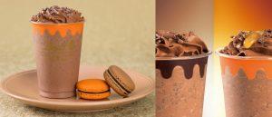 リンツ エクセレンス 70% ダークチョコレートドリンク リンツ エクセレンス オレンジ ダークチョコレートドリンク
