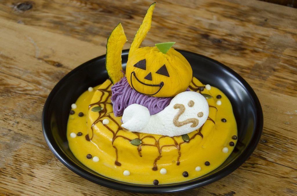 濃厚かぼちゃソース