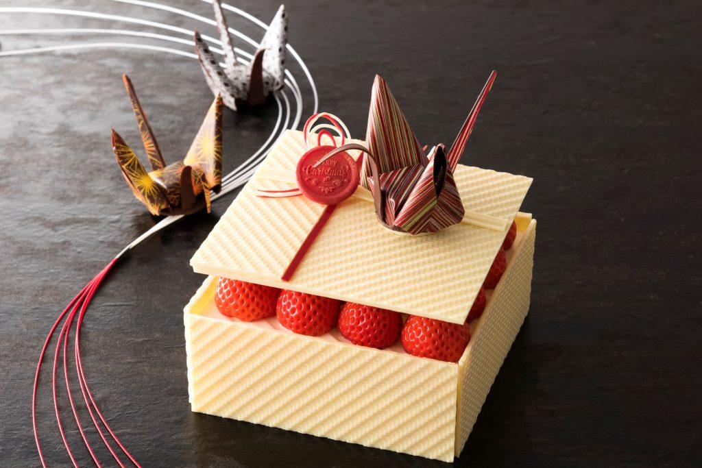 横須賀・嘉山農園の苺ショートケーキ
