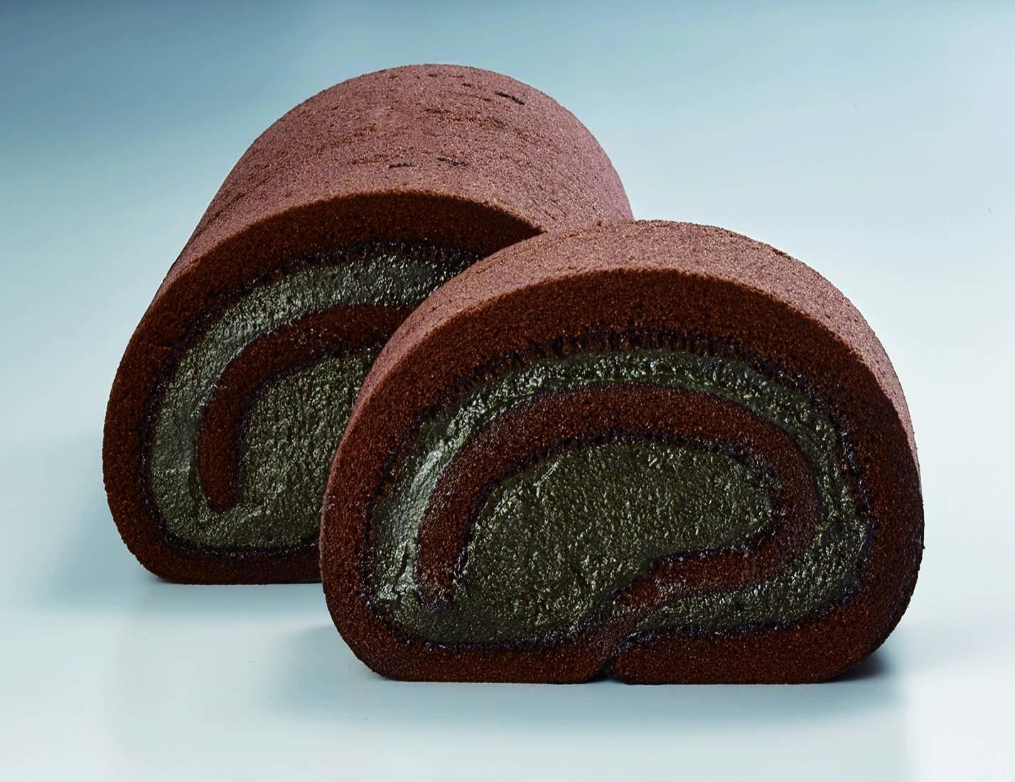 <ケントハウス>  ブラックロールケーキ