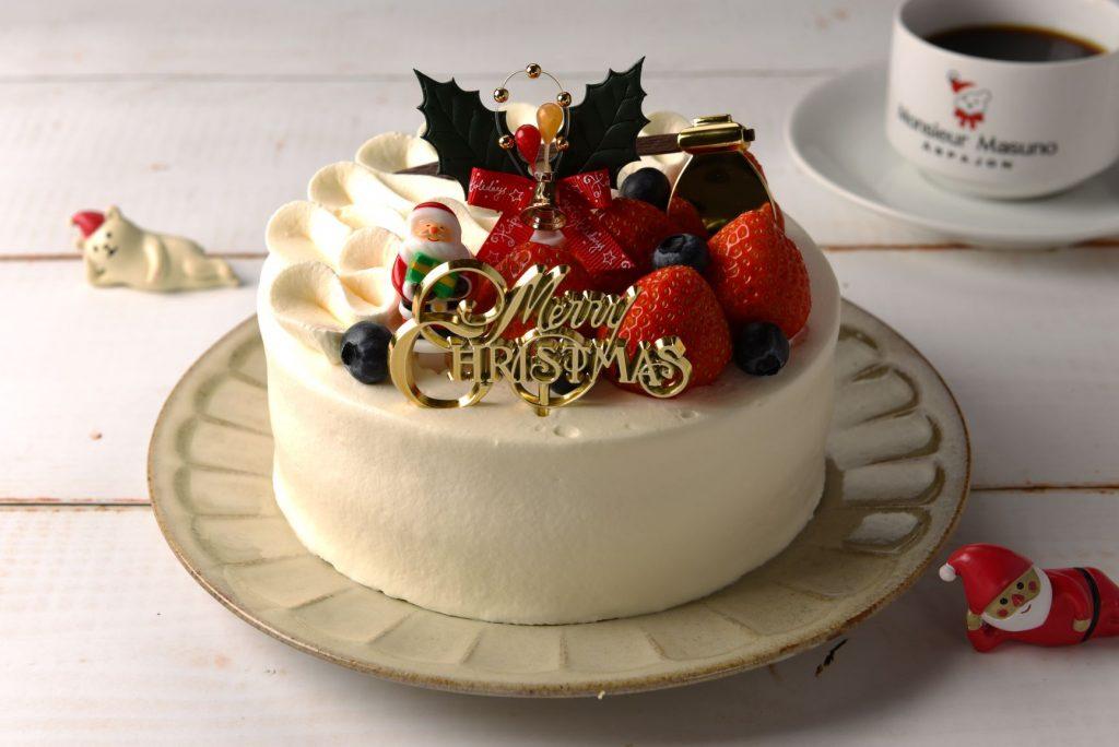 アルパジョン低糖質クリスマスケーキ