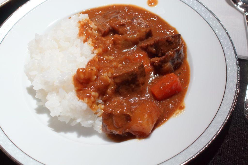 東京會舘カレー