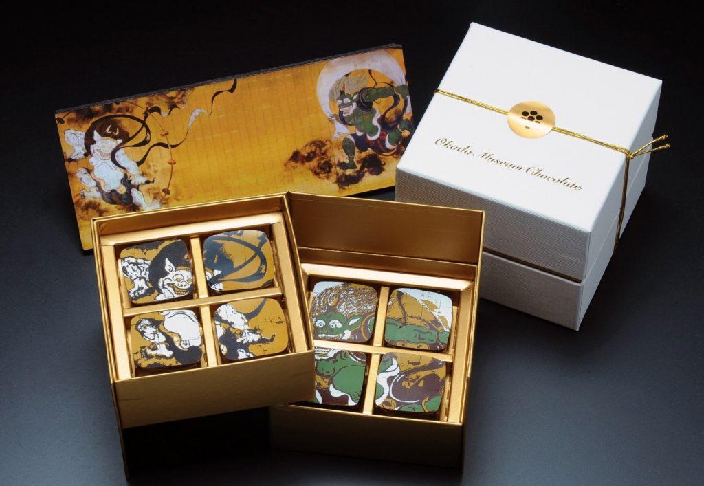 Okada Museum Chocolate『福井江太郎 風・刻(かぜ・とき)』