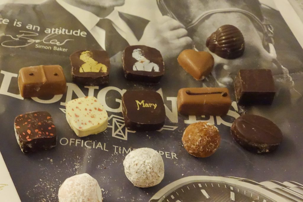 「Madame Delluc」ベルギー直輸入チョコレート
