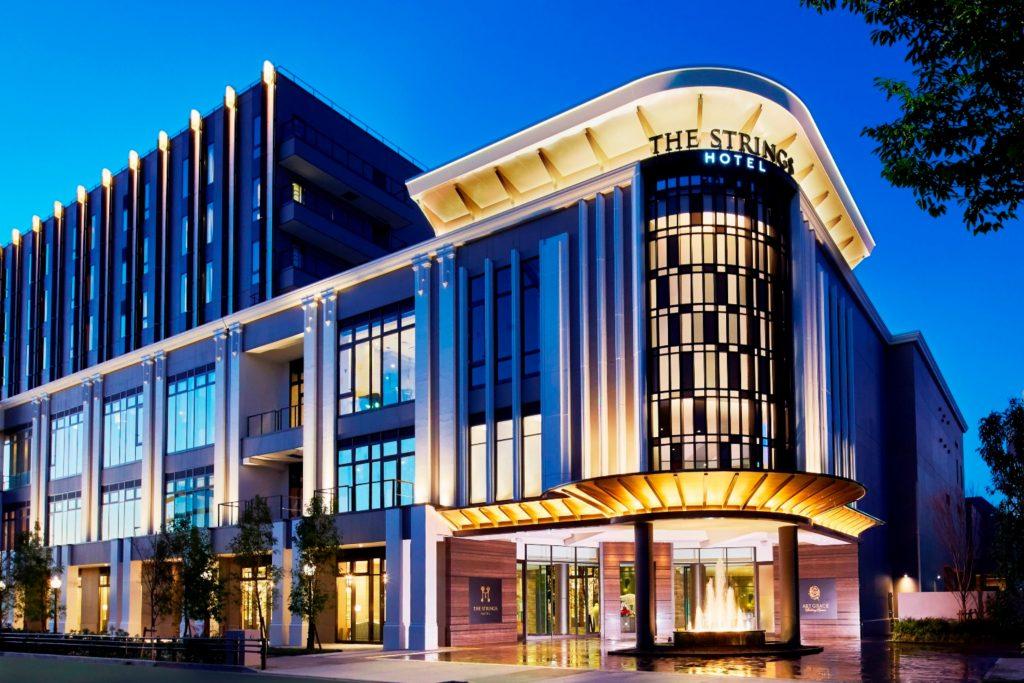 アーバンリゾートホテル「ストリングスホテル 名古屋」