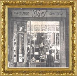 チョコレートブランド「Madame Delluc(マダム ドリュック)」