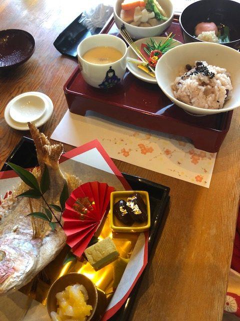 和香の「お食い初めのスイーツ」