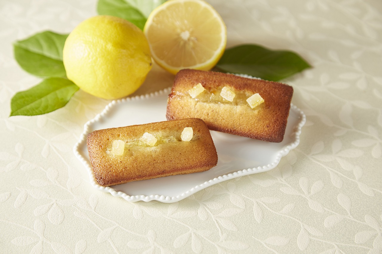 Financier Citron Gimgembre(フィナンシェ シトロンジョンジョンブル)