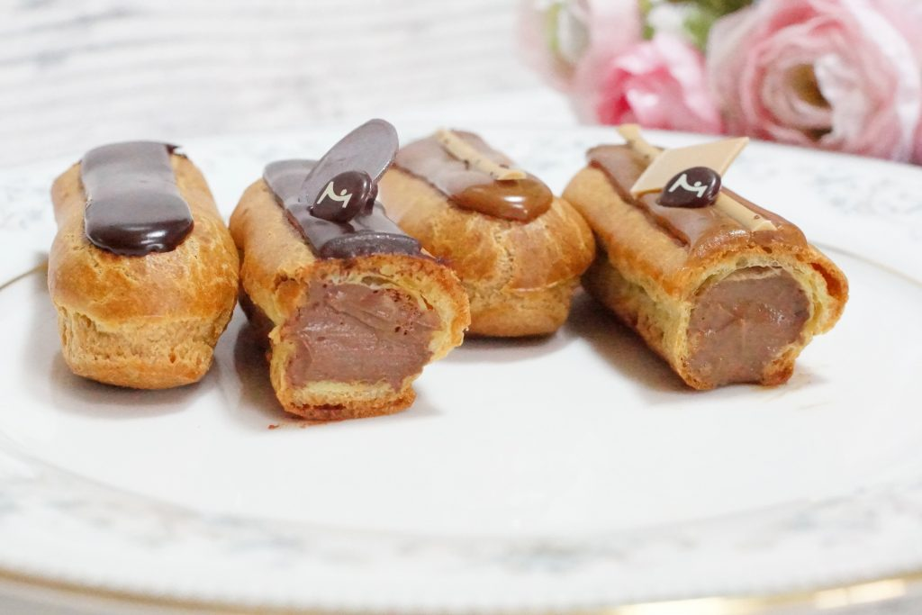 ECLAIR CHOCOLAT(エクレール ショコラ) ECLAIR CAFE(エクレール カフェ)