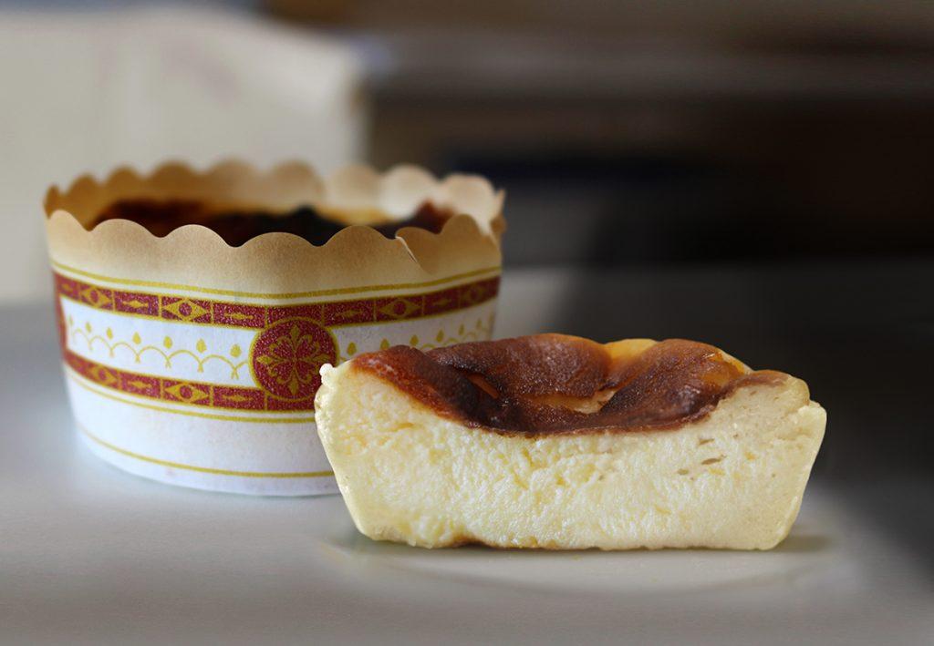 [青山フロマージュ]バスクチーズケーキ