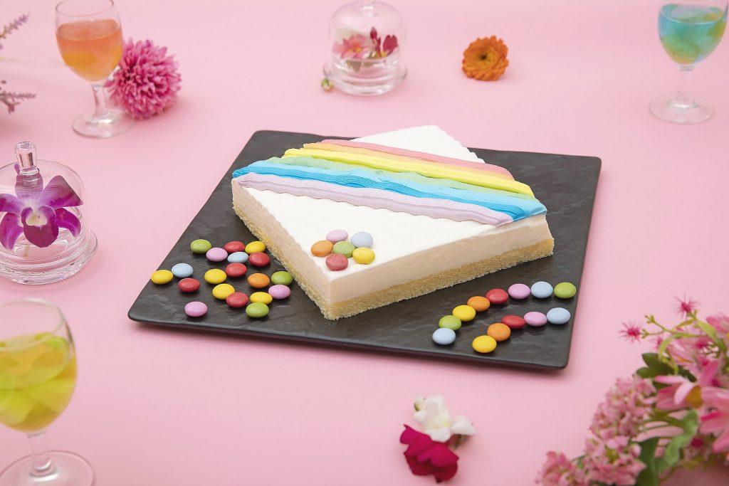 シトロンフロマージュケーキ