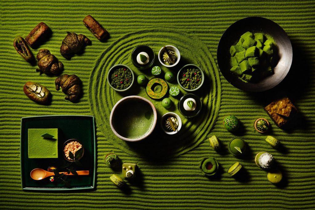 ANAインターコンチネンタルホテル東京の『抹茶コレクション』