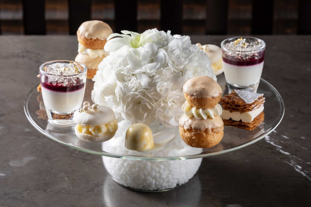 GABRIELLE CHANEL AFTERNOON TEA at FOUR SEASONS